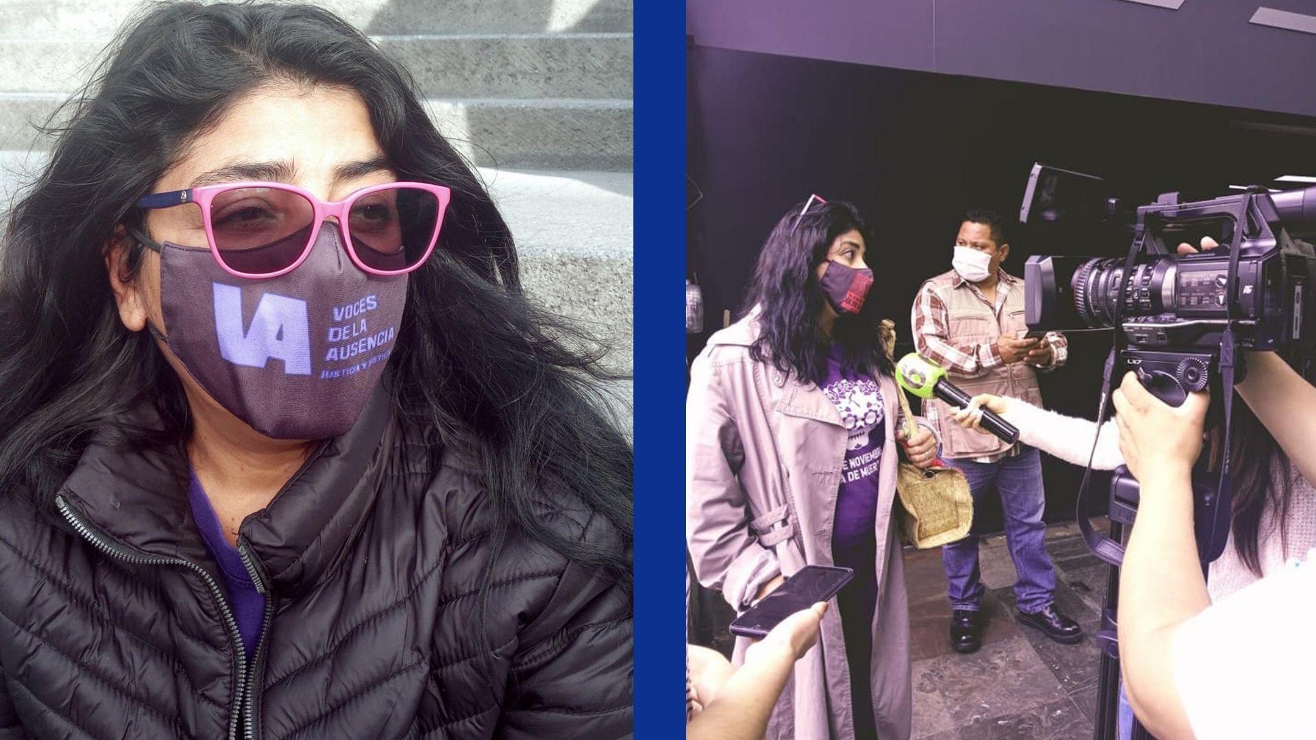 frida guerrera giornalista messicana donne