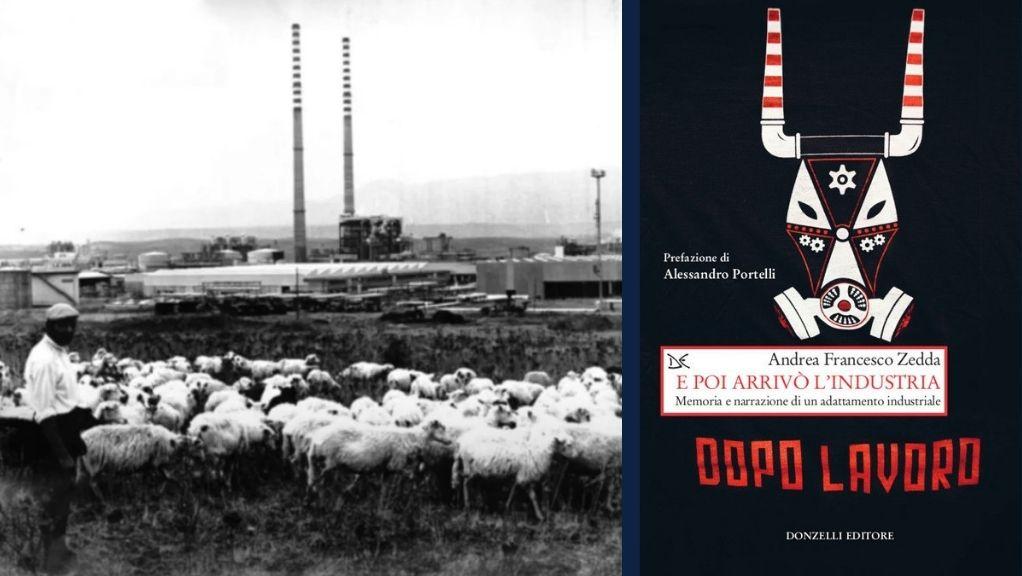rivoluzione industriale ottana sardegna libro