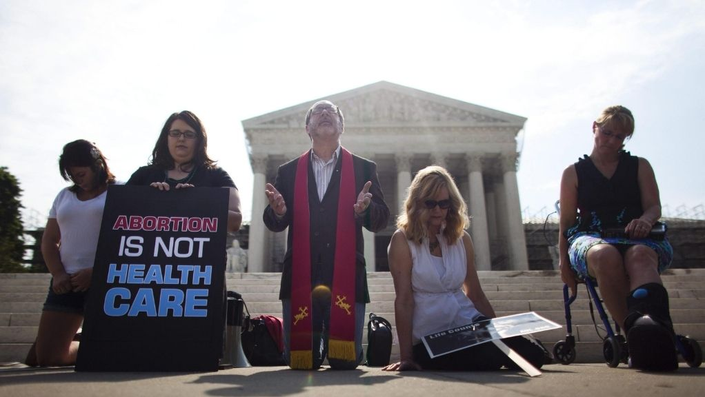 stati uniti aborto texas